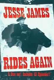 Jesse James Rides Again(1947) Poster - Movie Forum, Cast, Reviews