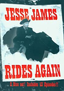 Great movies 2016 watch Jesse James Rides Again [iPad]