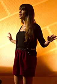 Lea Michele in Glee (2009)