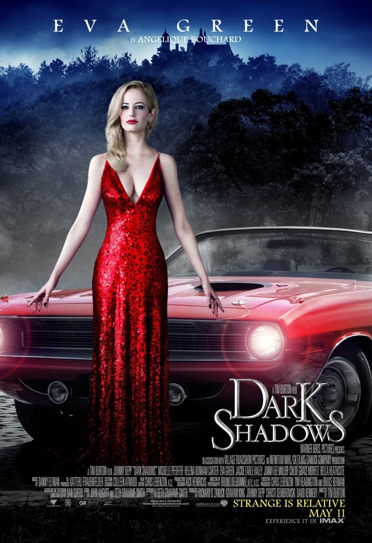 Eva Green in Dark Shadows (2012)