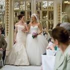 Anne Hathaway, Kate Hudson, Albert Gornie, Samantha Kelly, Patrick Mel Hayes, Quincy Heath, and Lara Fury in Bride Wars (2009)