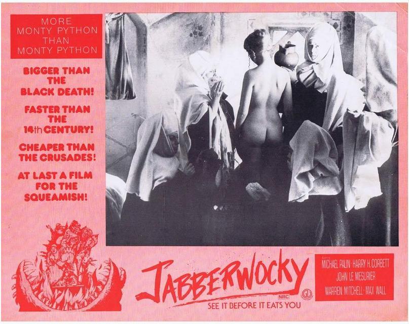 Deborah Fallender in Jabberwocky (1977)