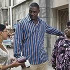 Cassi Davis, Idris Elba, and Malinda Williams in Daddy's Little Girls (2007)