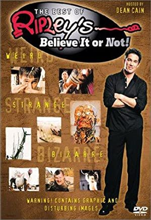 Where to stream Ripley's Believe It or Not!