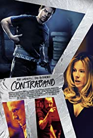 Mark Wahlberg, Kate Beckinsale, Giovanni Ribisi, and Ben Foster in Contraband (2012)