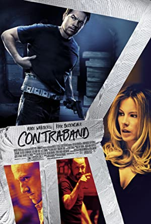 Image for the movie, Contraband