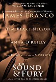 The Sound and the Fury Poster