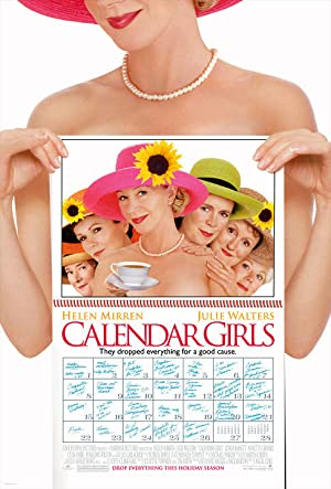 Where to stream Calendar Girls