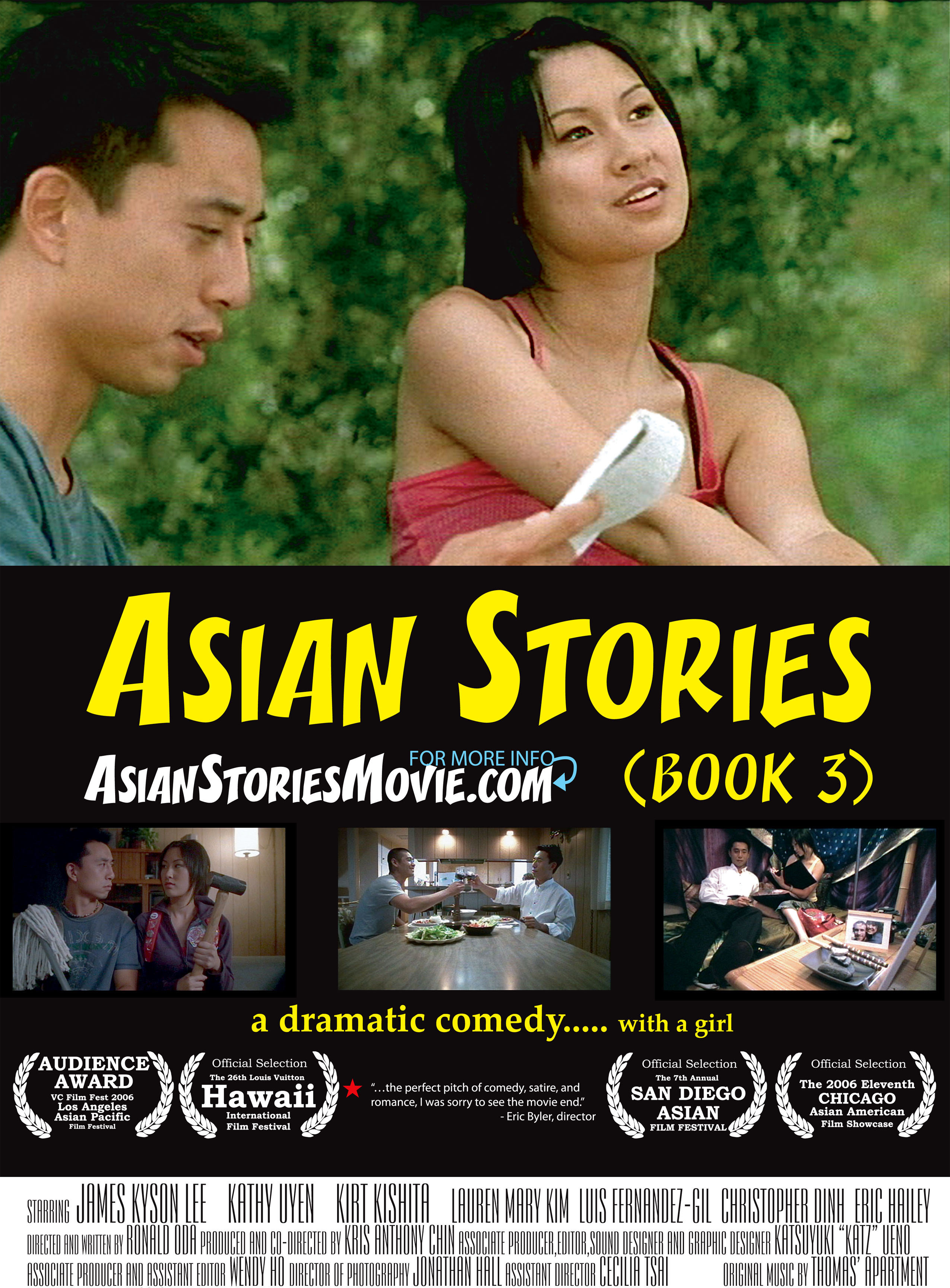 Chicago asian american film festival really