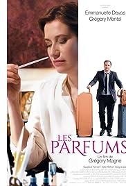 Les parfums Poster