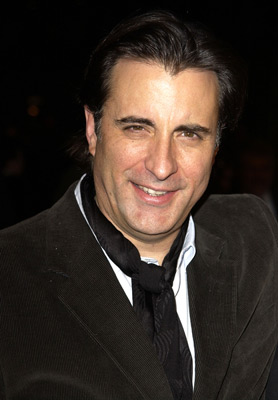 Andy Garcia at an event for Solaris (2002)