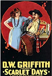 Scarlet Days(1919) Poster - Movie Forum, Cast, Reviews