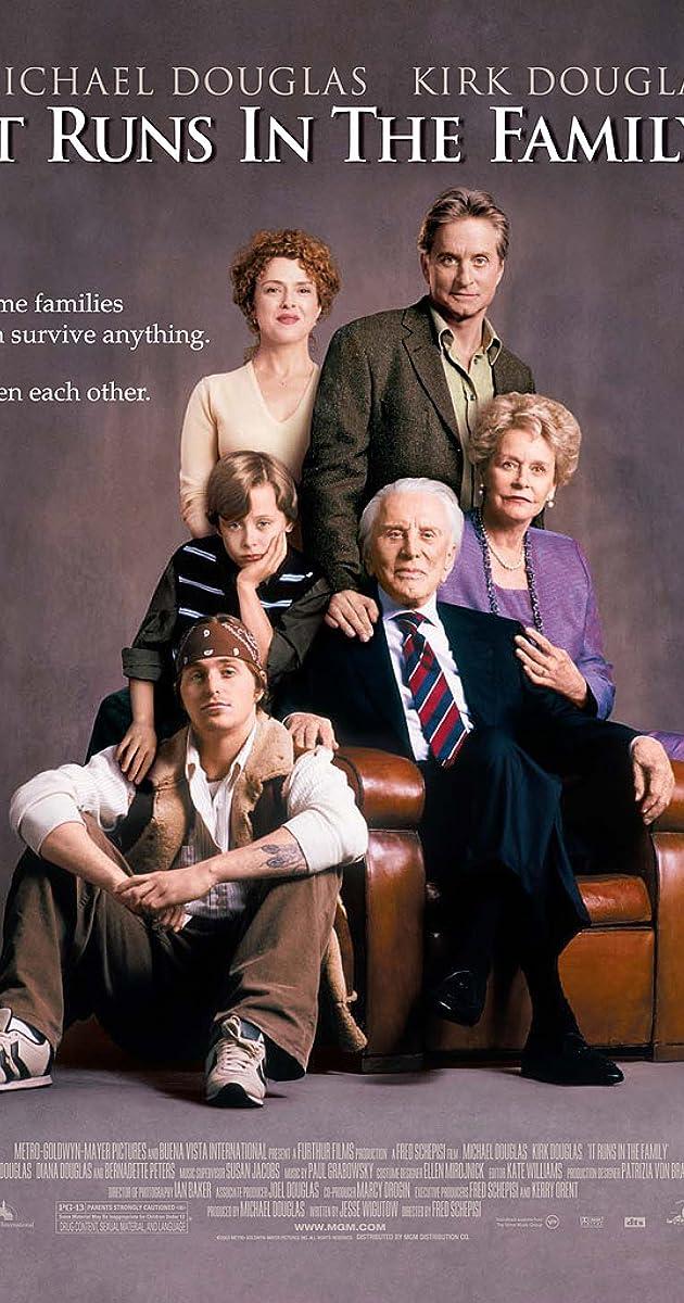 It Runs in the Family (2003) - Full Cast & Crew - IMDb