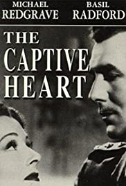 The Captive Heart Poster