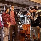 Adam Sevani, Sharni Vinson, Facundo Lombard, Martín Lombard, and Rick Malambri in Step Up 3D (2010)