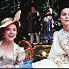 Meg Tilly, Annette Bening, and Ian McNeice in Valmont (1989)