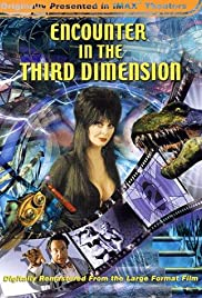 Encounter in the Third Dimension Poster