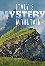 Italy's Mystery Mountains Poster