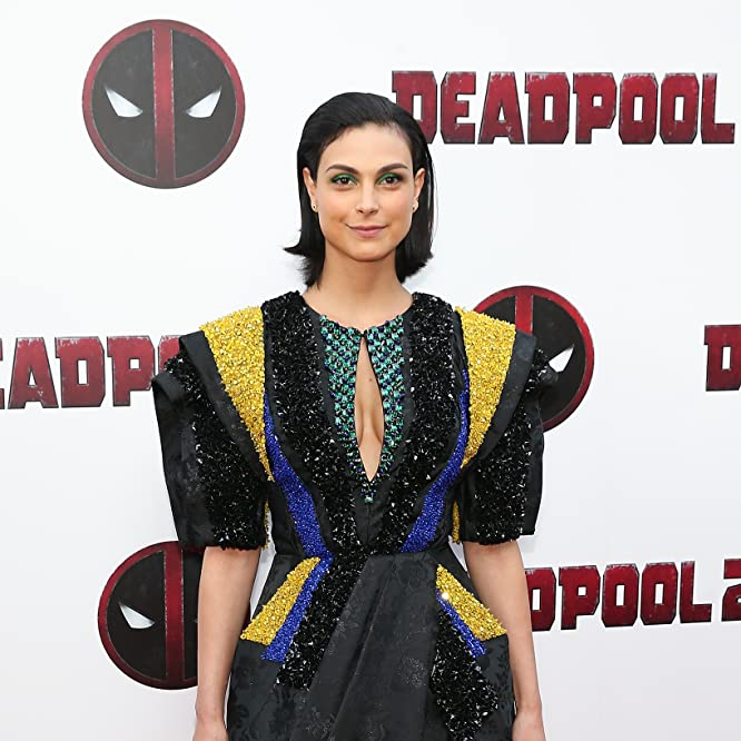 Morena Baccarin at an event for Deadpool 2 (2018)