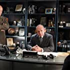 Paul Guilfoyle, George Eads, and Marc Vann in CSI: Crime Scene Investigation (2000)