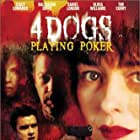 Tim Curry, Balthazar Getty, Stacy Edwards, and Olivia Williams in Four Dogs Playing Poker (2000)