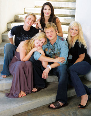 Cleared Aaron carter house can not