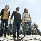 Tori Anderson, Joshua Sasse, and George Basil in No Tomorrow (2016)