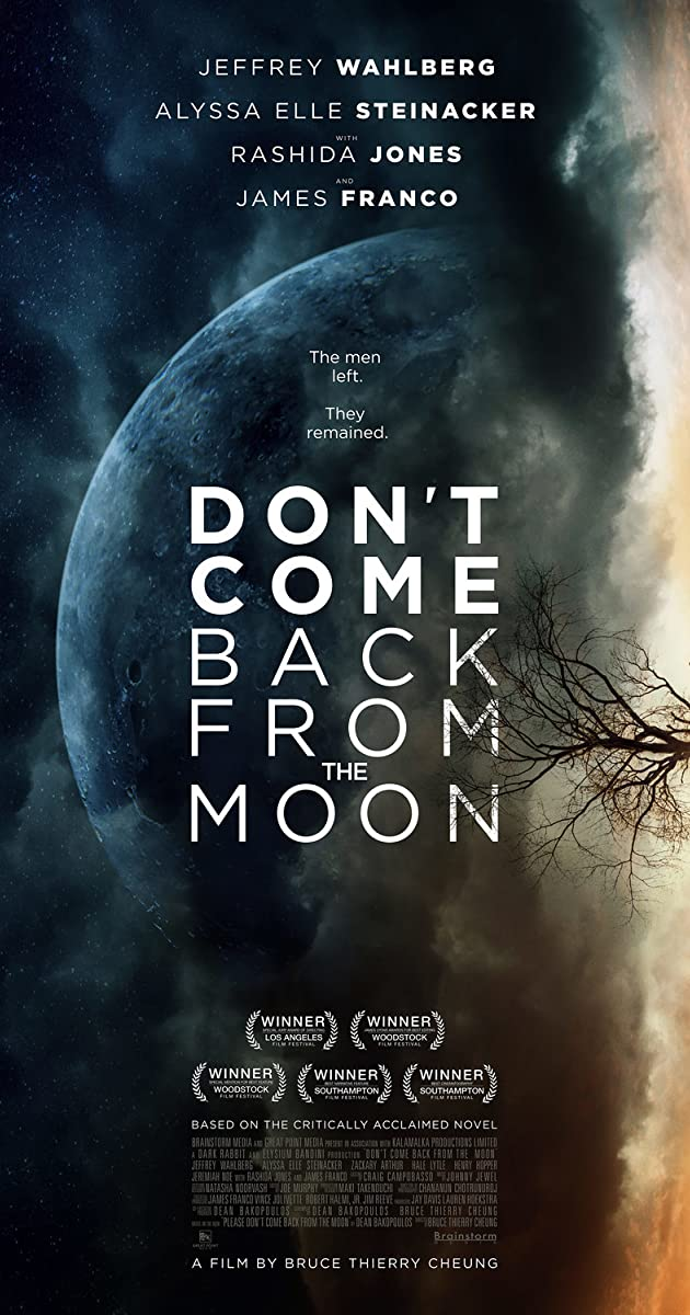 Subtitle of Don't Come Back from the Moon