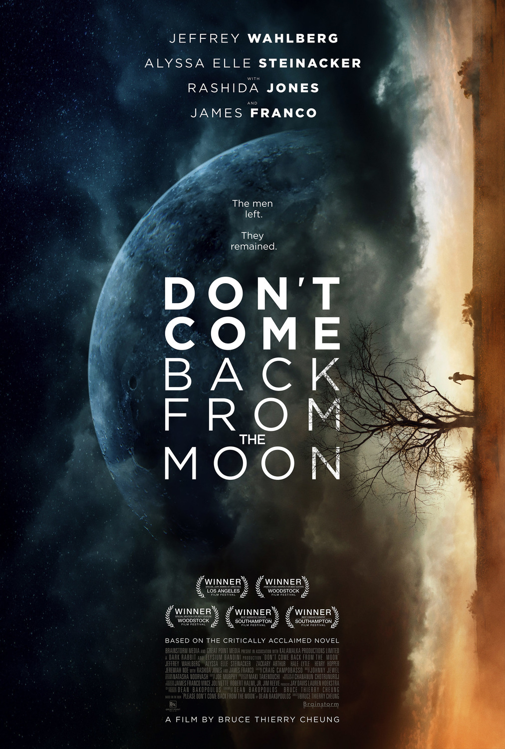 Don't Come Back from the Moon (2017) WEBRip 720p