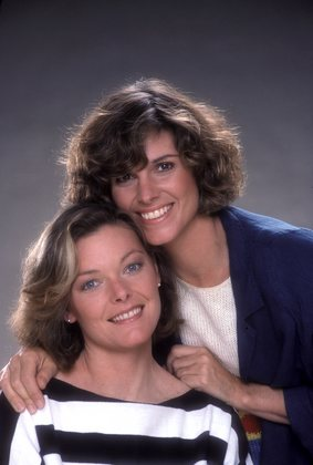 Image result for jane curtin kate and allie