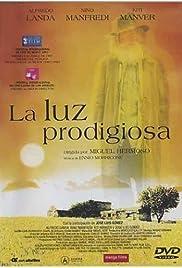 La luz prodigiosa Poster