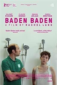 Lazare Gousseau and Salomé Richard in Baden Baden (2016)