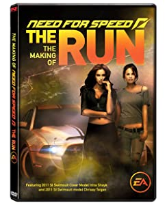 Watch new movies dvd quality The Making of Need for Speed the Run [SATRip]
