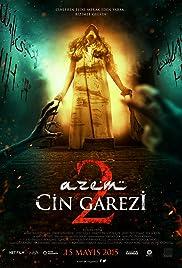 Azem 2: Cin Garezi Poster