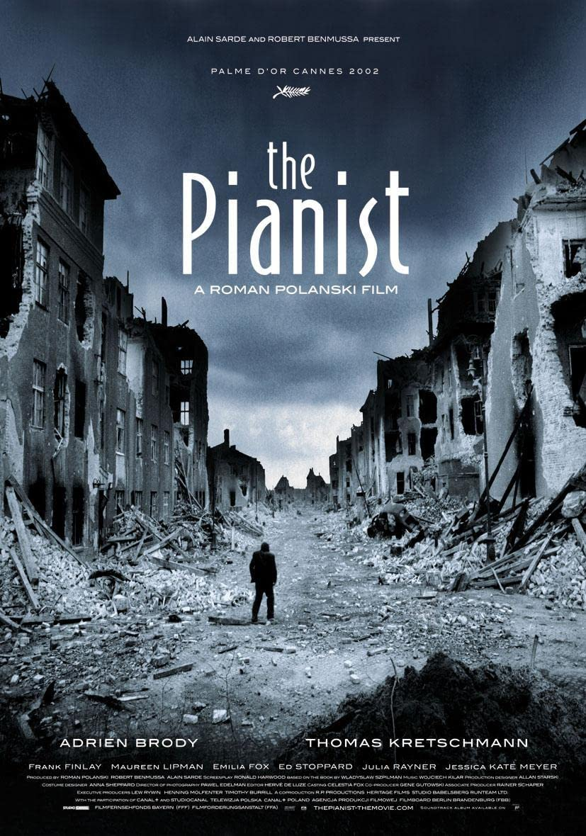 The Pianist (2002) Hindi Dubbed