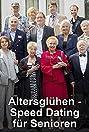 Altersglühen - Speed Dating für Senioren (2014) Poster