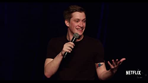 Two specials. One dark soul. Daniel Sloss: Live Shows premieres September 11, only on Netflix.