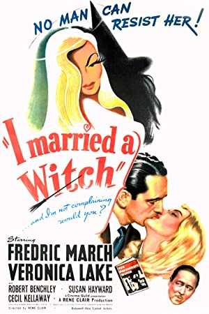 Movie I Married a Witch (1942)