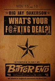 What's Your F@#King Deal?! Poster