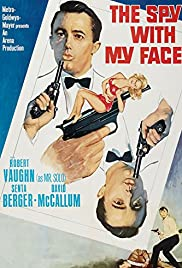 The Spy with My Face (1965) Poster - Movie Forum, Cast, Reviews