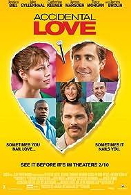 Paul Reubens, Catherine Keener, Jessica Biel, James Marsden, Jake Gyllenhaal, and Tracy Morgan in Accidental Love (2015)