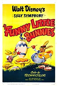 Funny Little Bunnies Wilfred Jackson
