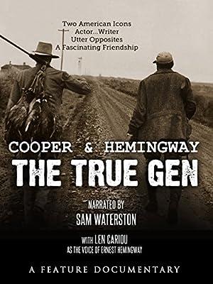 Documentary Cooper and Hemingway: The True Gen Movie