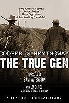 Cooper and Hemingway: The True Gen (2013) Poster