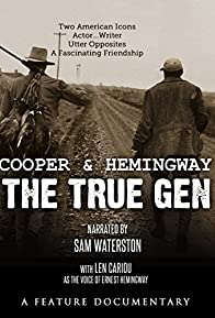 Primary photo for Cooper and Hemingway: The True Gen