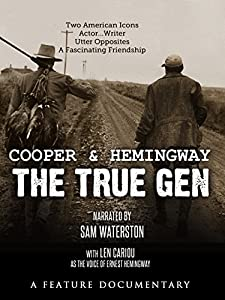 Good new downloadable movies Cooper and Hemingway: The True Gen by [mp4]