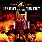 James Garner and Sidney Poitier in Duel at Diablo (1966)