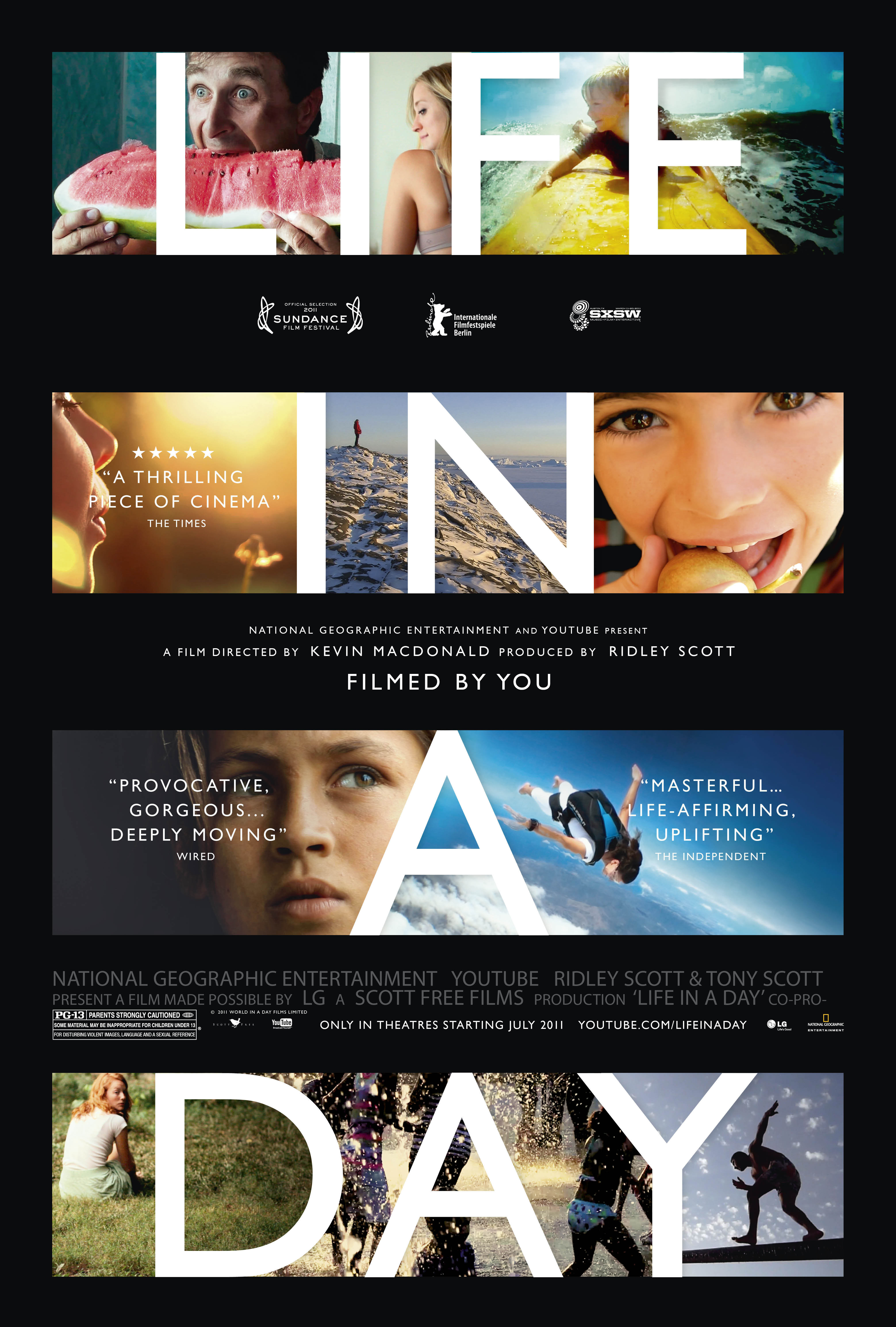 Life in a Day (2011) - IMDb