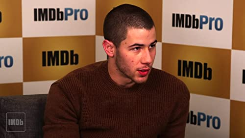 Nick Jonas, Ben Schnetzer and Andrew Neel of 'Goat' Talk Behind-the-Scenes Fun