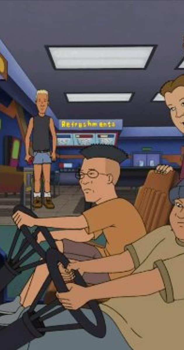 X rated king of the hill